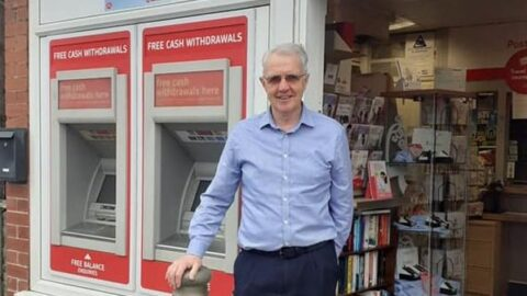 Southport Postmaster honoured for helping local community during Coronavirus crisis