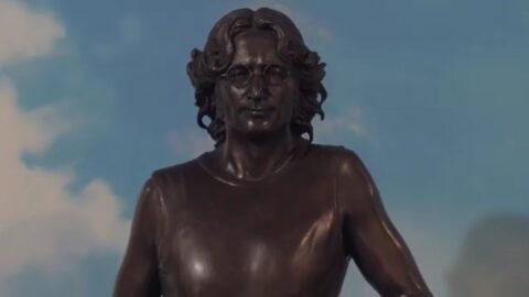 John Lennon sculpture could visit Southport in year Beatles star would have turned 80
