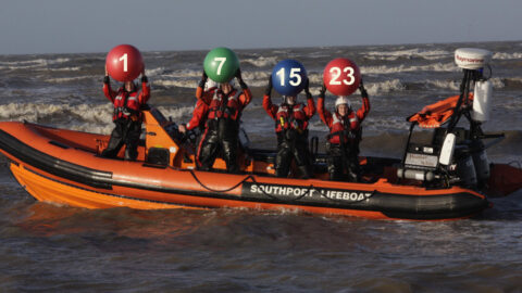 Southport Lifeboat Lotto has raised over half a million pounds