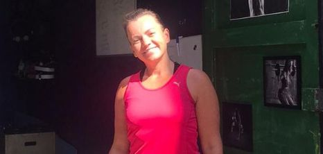 Lisa Little runs From The Block Fitness in Southport