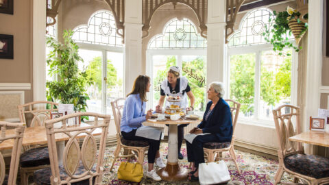 Nostalgia Tea Rooms brings Victorian elegance, afternoon teas and home made scones to Southport