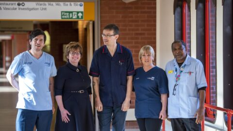 Southport Hospital chiefs hope Covid crisis will inspire a new generation of nurses