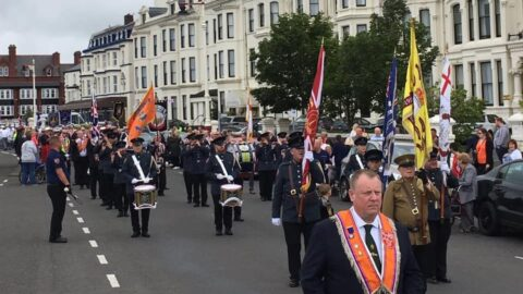 Orange Lodge Parades 2020 in Southport and Liverpool will not be taking place