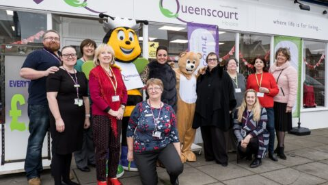 Queenscourt charity shops in Southport prepare to reopen after Covid lockdown