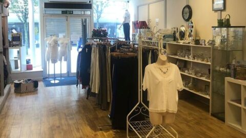 Queenscourt Hospice charity shop in Southport town centre reopens after lockdown