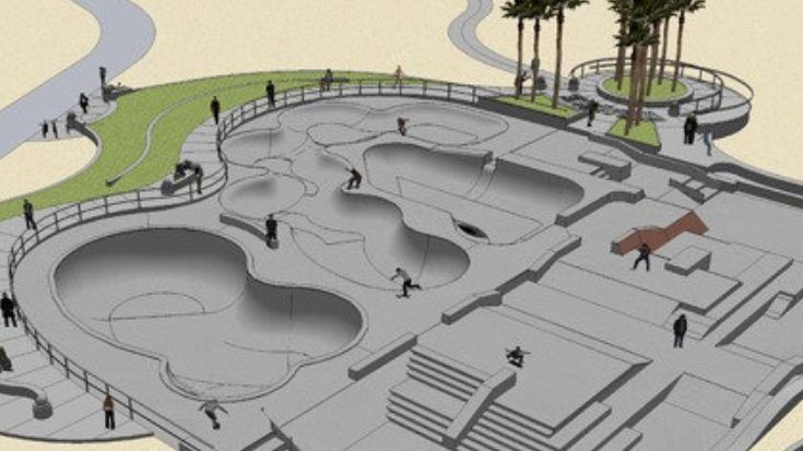 Calls have been made for Southport Skate Park Project to be included in the Southport Masterplan as part of the Southport Town Deal submission