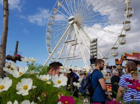 Southport Pleasureland hosts two Emergency Services weekends to thank workers