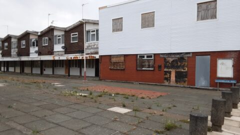 Woodvale area blighted by vandalism to be redeveloped as residents are rehomed