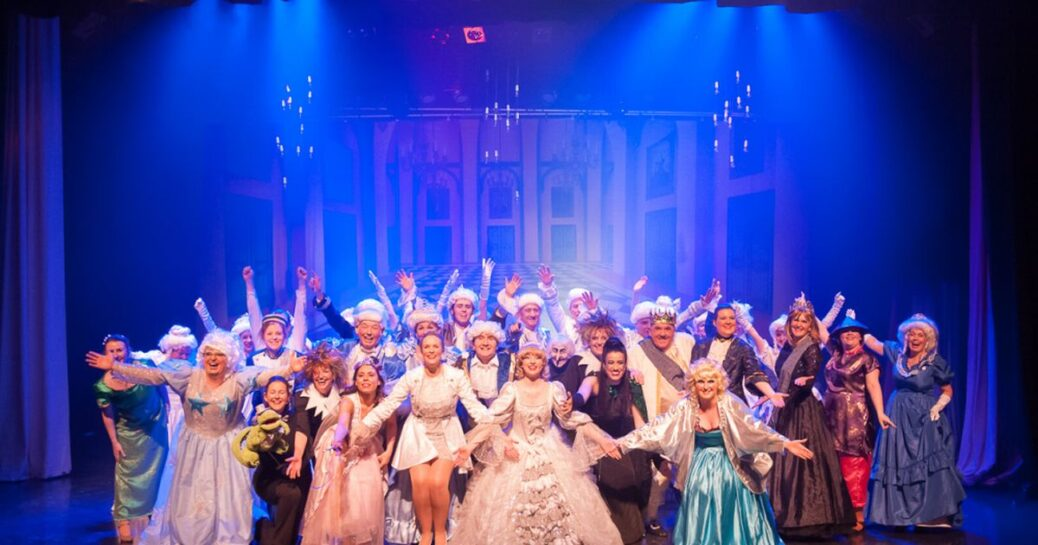 All Souls Dramatic Club in Southport are legendary for their top class pantomimes