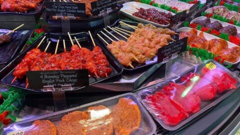 Southport butchers sees surge in demand for BBQ packs as heatwave continues