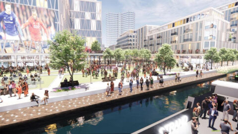 New images reveal Sefton Council's 'big ambitions' for Bootle Strand shopping centre area