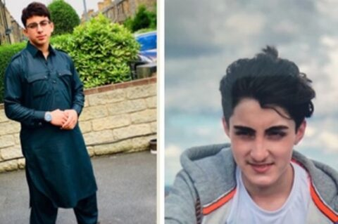 Police offer condolences as two bodies found during search for teenagers missing at sea