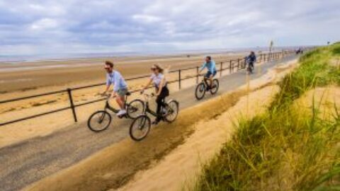 New Southport cycling and walking route to be created this Summer