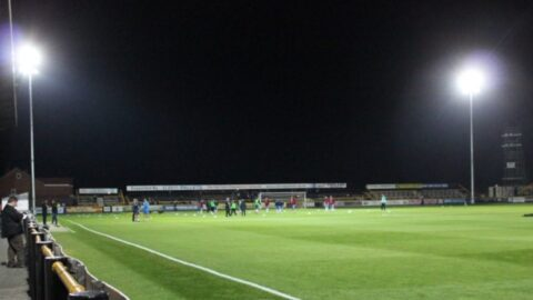 Southport FC launches appeal for hydraulic ram to help service club floodlights