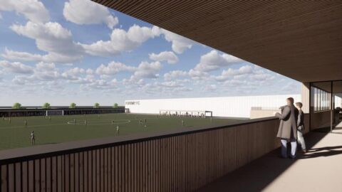 Images reveal new Formby FC home and sports complex vision at Altcar