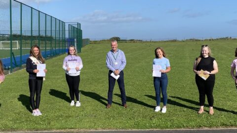 Greenbank High School Headteacher reveals pride as pupils celebrate GCSE successes
