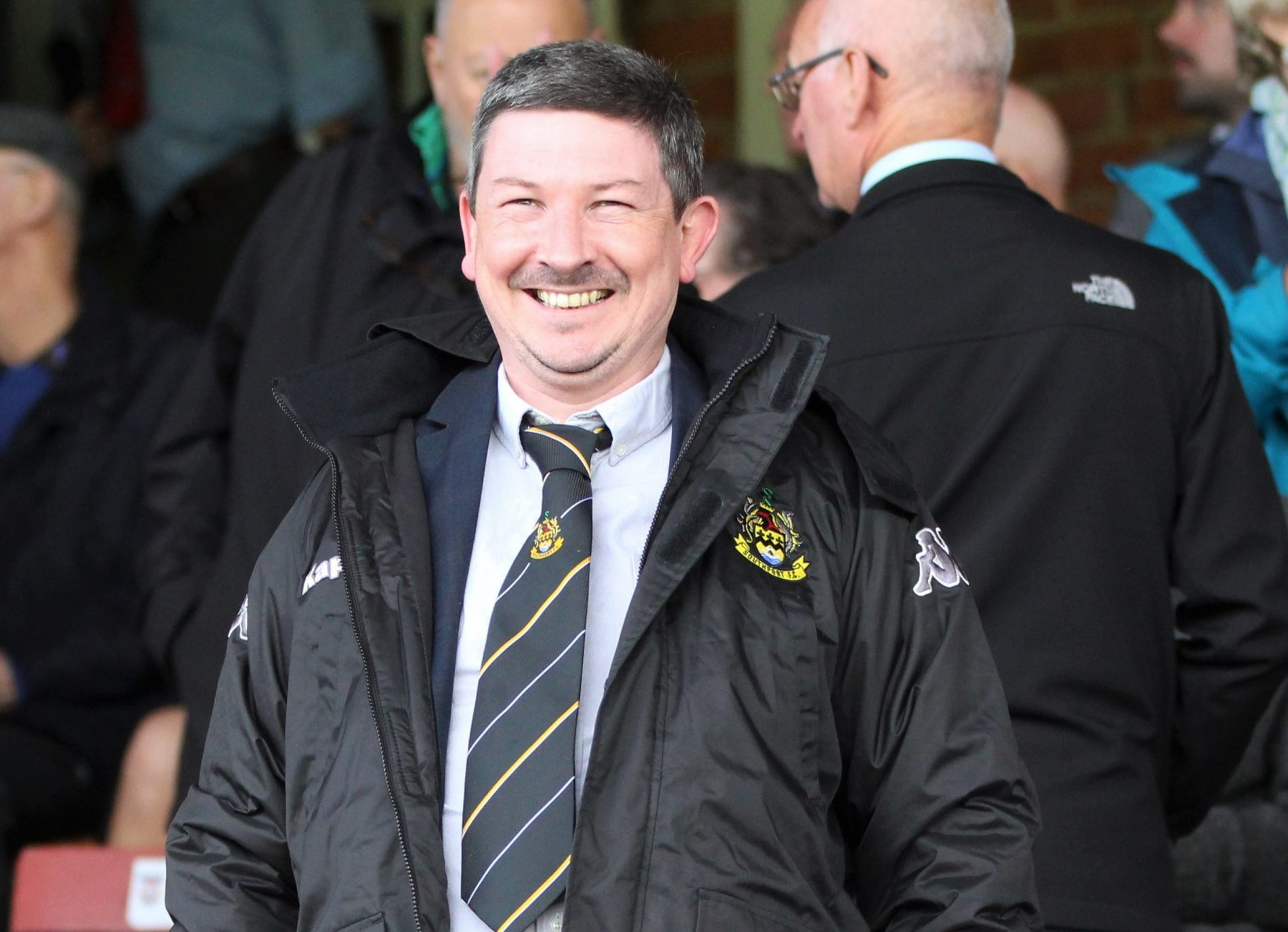 Southport FC Director Ian Kyle