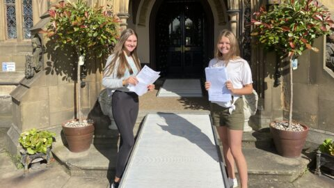 Scarisbrick Hall School GCSE pupils praised for their 'immense strength, determination and resilience'