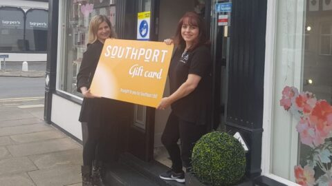 New Southport Gift Card now on sale as great way to support local businesses