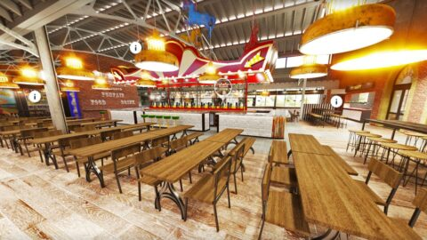 Southport can enjoy new 'cosmopolitan vibe' at transformed market says restaurateur