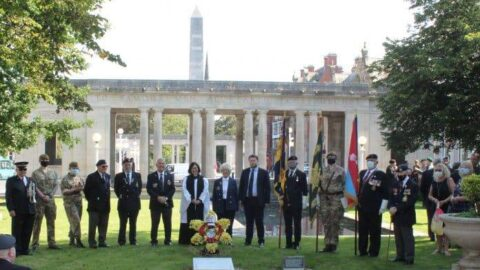 VJ Day 75th anniversary in Southport commemorated with moving service