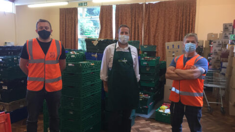 Volunteers help Southport Foodbank relocate to new base in Birkdale after six years at Lakeside Church