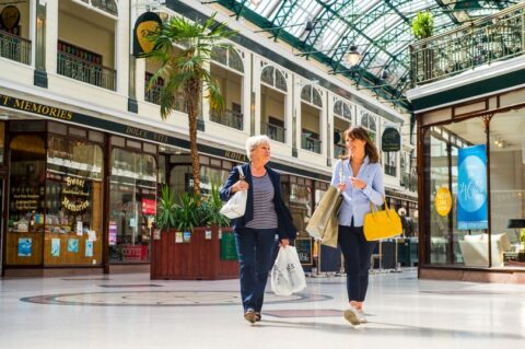 Wayfarers Arcade Festive Craft tables now full after huge response via Stand Up For Southport