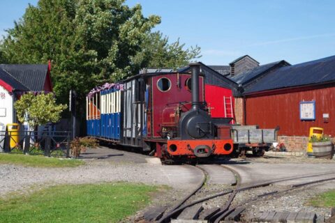 West Lancashire Light Railway reopens to visitors after six months in lockdown