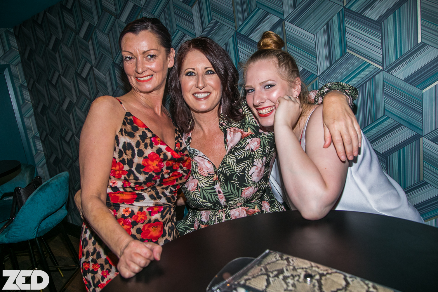 Guests enjoy a night out at The Carlton bar in Southport. Photo by ZED Photography