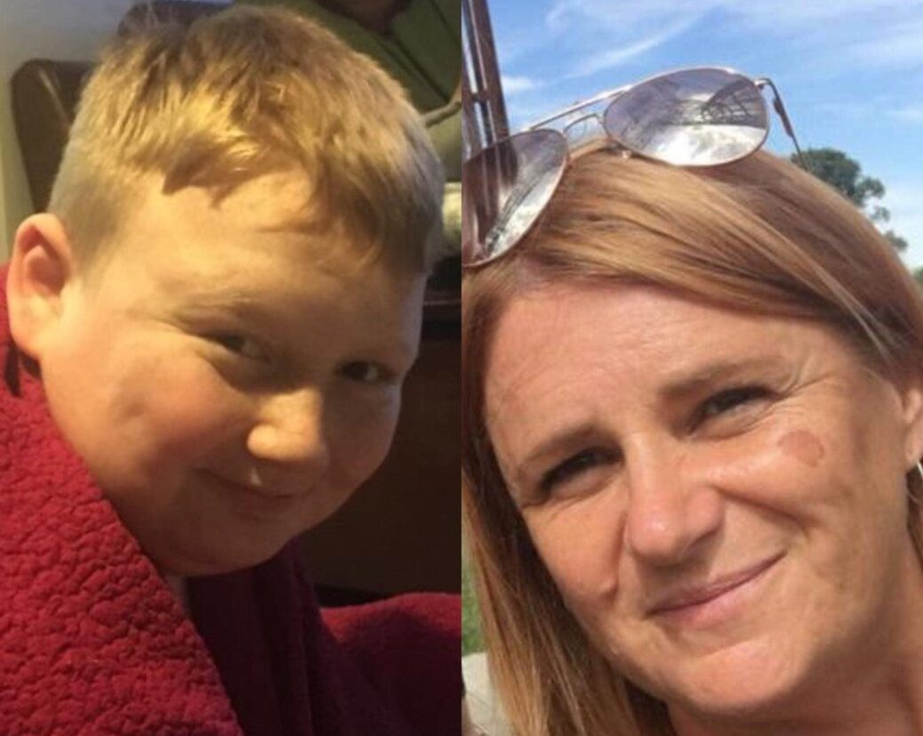 Joe Cairns, aged 14, and Anne Kerr, aged 50, from Pontville School in Ormskirk, died in a crash on the M58 motorway on January 8, 2019