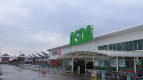Asda supermarket employs new Covid-19 safety marshals to ensure wearing of masks in stores