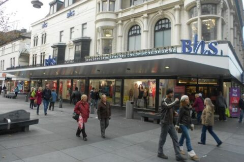 Southport town centre is seeing major investment but it's not all shops we're seeing