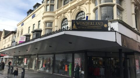 Former BHS department store in Southport could become home to 30 new apartments