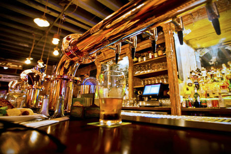 New restrictions are coming into force for bars and pubs