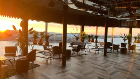 Brand new Breakfast Club launches at stylish new space overlooking Marine Lake in Southport