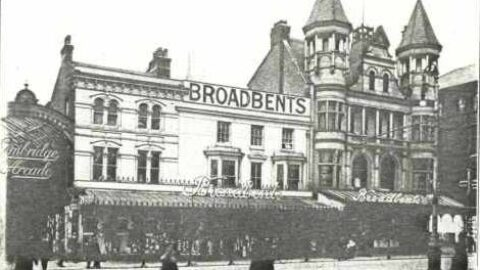 Broadbents in Southport 'was another world' say people sharing memories of town's grand department store