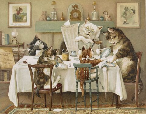 World's most famous cats celebrated in free new exhibition at The Atkinson in Southport