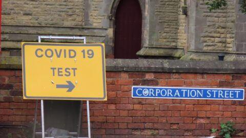 Covid-19 testing sites in Merseyside increased as people with symptoms urged to get tested