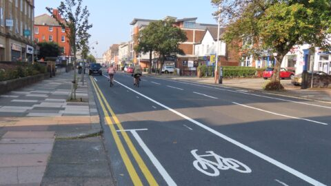 Business owners call for new Southport pop up cycle lanes to be scrapped