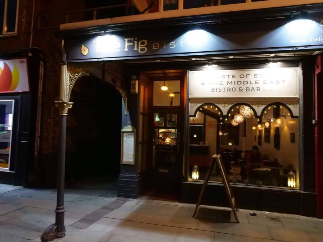 The Fig Bistro on Eastbank Street in Southport