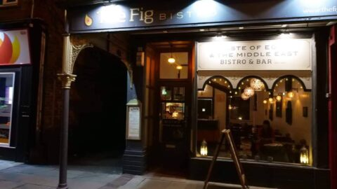 The Fig Bistro Middle Eastern restaurant in Southport seeks new owners