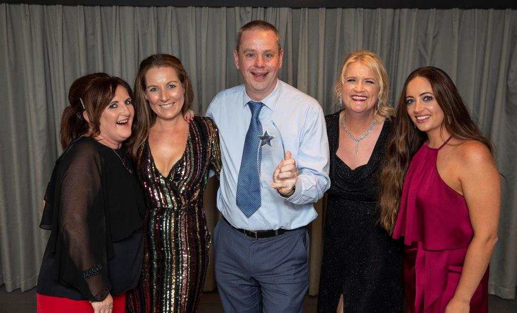 People's Health Heroes - the 2019 Southport & Ormskirk NHS Hospitals Trust winners, the Hospital Alcohol Liaison Team