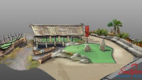 Southport Pleasureland reveals exciting plans for new Viking themed adventure golf and eatery