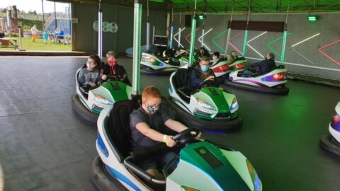 Southport Pleasureland hosts second Emergency Services weekend after success of first event