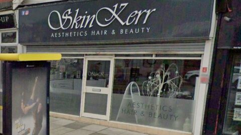 Merseyside Police officers to visit beauty salon which claimed that Covid-19 doesn't exist
