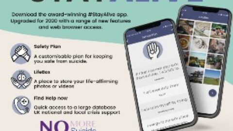 World Suicide Prevention Day sees Stay Alive app updated with changes in Sefton