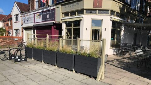 Ainsdale wine bar and eatery's new outdoor area set for approval