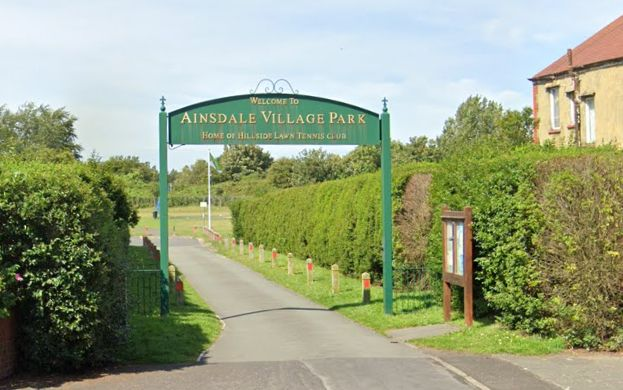 Ainsdale Village Park in Southport