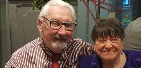 Southport couple celebrate Diamond Wedding Anniversary 60 years after blind date