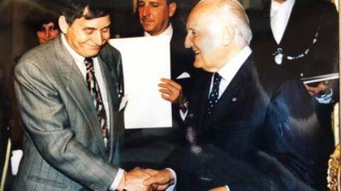 Southport restaurateur and Casa Italia owner Erasmo Grossi celebrates 80th birthday